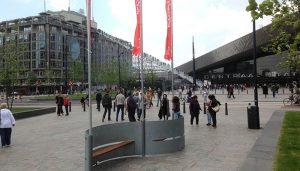 SIGNwave bij Rotterdam Centraal
